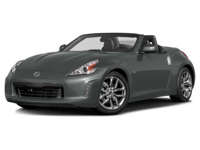 new 2017 nissan 370z touring convertible chicane yellow for sale in eugene or stock hm940354. Black Bedroom Furniture Sets. Home Design Ideas