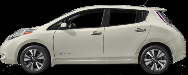 2017 Nissan LEAF Hatchback SV