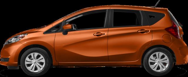 2017 Nissan Versa Note Hatchback S Plus