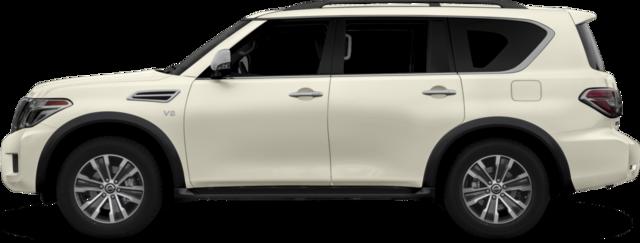 2017 Nissan Armada SUV SL