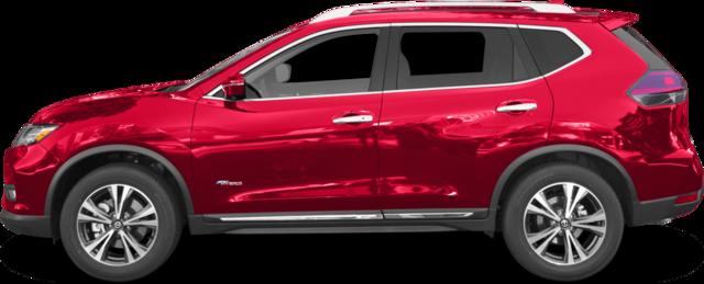 2017 Nissan Rogue Hybrid SUV SV