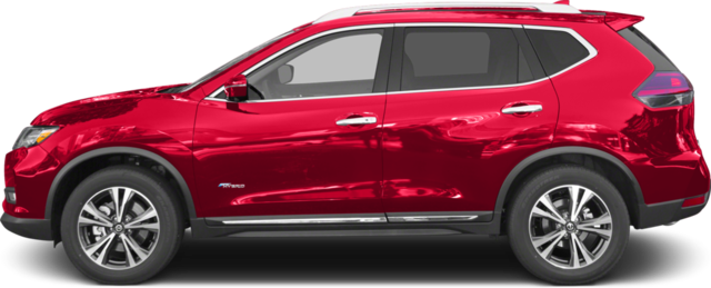 2017 Nissan Rogue Hybrid SUV SL