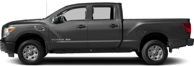2017 Nissan Titan XD Truck S Gas