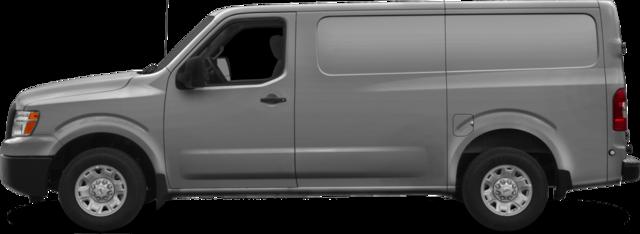 2017 Nissan NV Cargo NV1500 Van SV V6