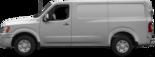 2017 Nissan NV Cargo NV2500 HD Van SV V6
