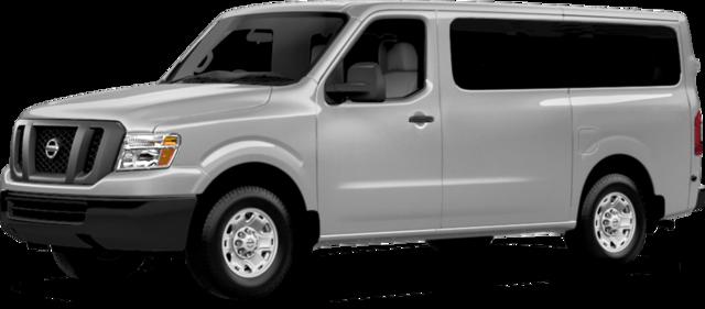 2017 Nissan NV Passenger NV3500 HD Van