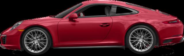 2017 Porsche 911 Coupe Carrera 4