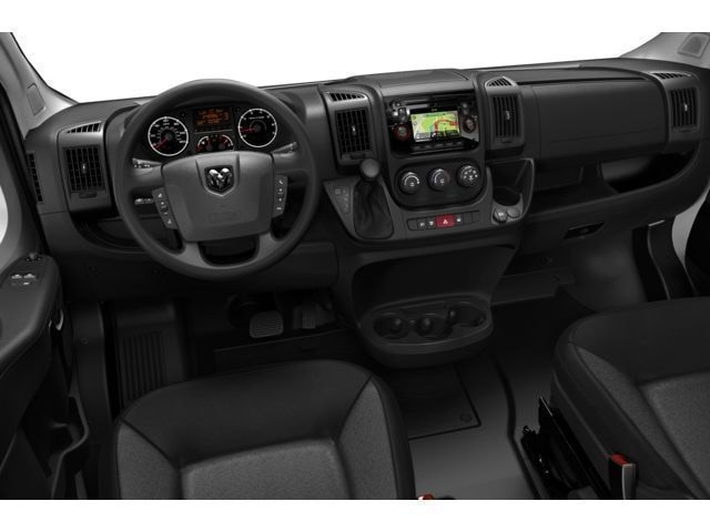 2017 Ram ProMaster 3500 Cab Chassis Truck