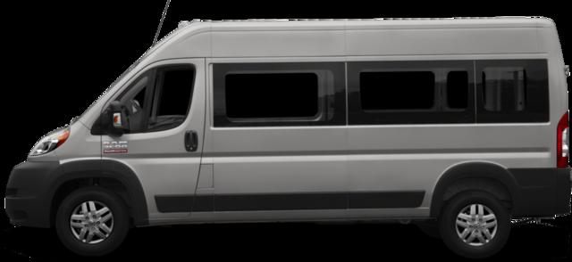 2017 Ram ProMaster 3500 Window Van Van High Roof
