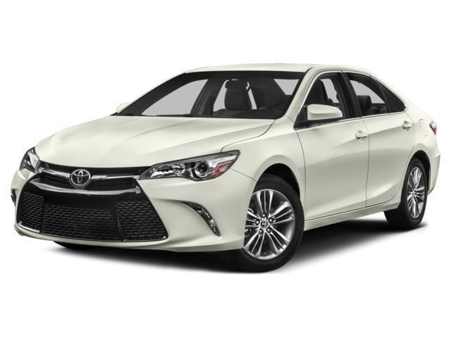 2017 Toyota Camry XSE w/ Entune Audio Plus & Power Moonroof Sedan