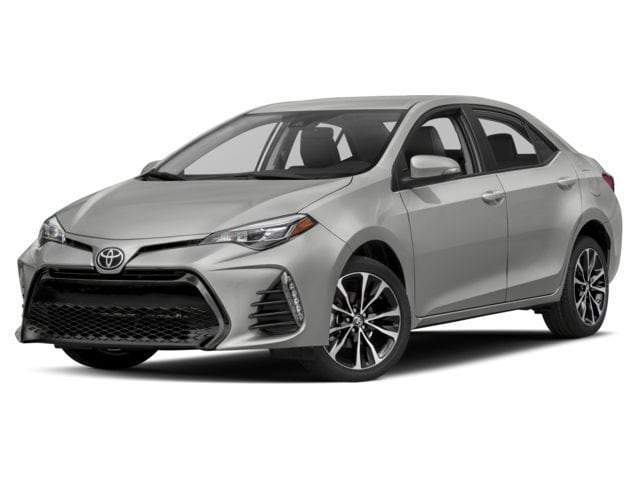 2017 Toyota Corolla SE w/ Pre-Collision System & Premium Security Syst Sedan