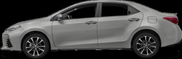 2017 Toyota Corolla Sedan SE
