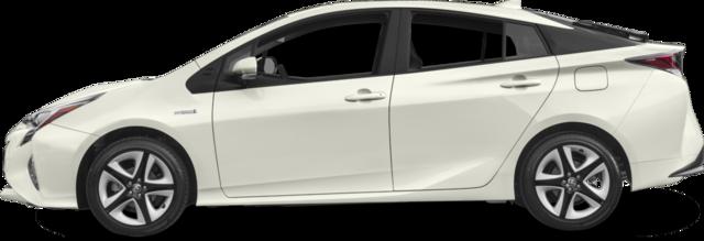 2017 Toyota Prius Hatchback Three Touring