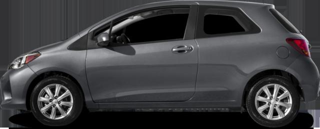 2017 Toyota Yaris Hatchback 3-Door L