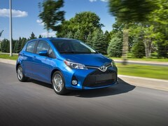 New 2017 Toyota Yaris 5-Door SE Hatchback in Galveston, TX
