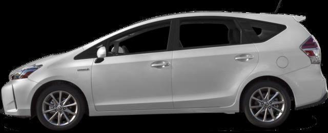 2017 Toyota Prius v Wagon 5-Door Five