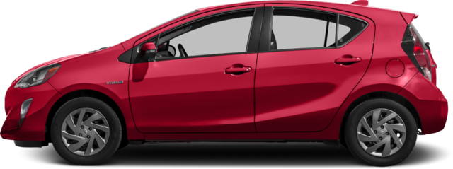 2017 Toyota Prius c Hatchback One