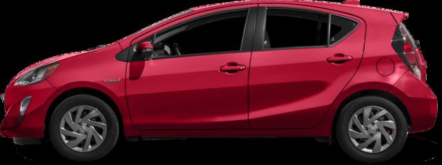 2017 Toyota Prius c Hatchback Two