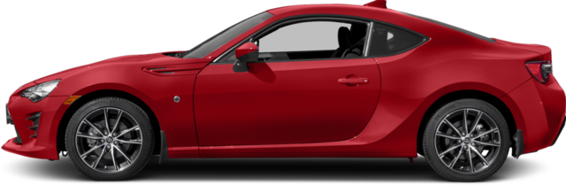 2017 Toyota 86 Coupé Base (M6) (STD is Estimated)