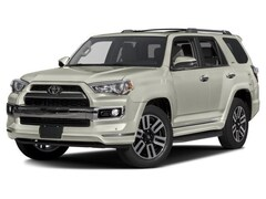 New 2017 Toyota 4Runner Limited SUV in San Antonio, TX