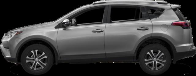 2017 Toyota RAV4 SUV LE