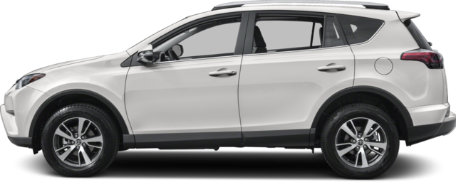2017 Toyota RAV4 SUV XLE