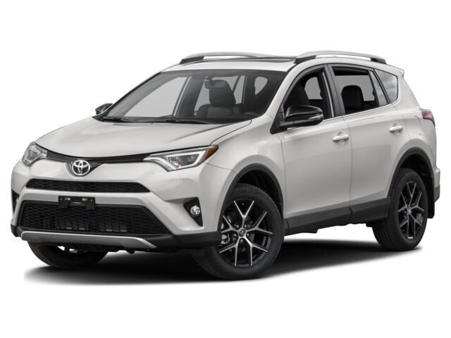 New 2017 Toyota Rav4 Se For Sale In Silver Spring Md