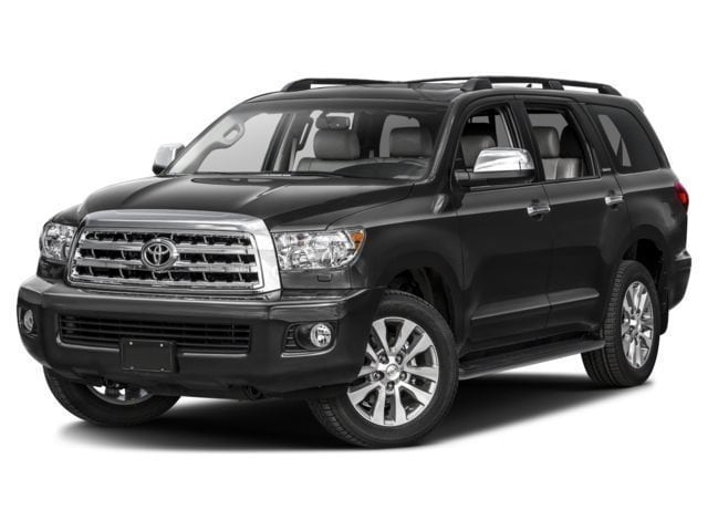 New 2017 Toyota Sequoia Platinum For Sale In Frederick Md