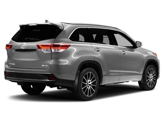 New 2017 Toyota Highlander Le Plus V6 For Sale Brandon Fl