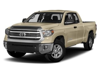 2017 Toyota Tundra SR5 5.7L V8 w/FFV Special Edition Truck Double Cab