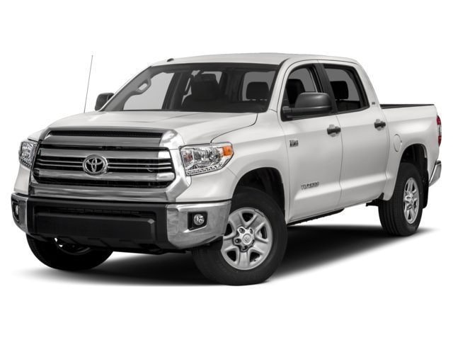 2017 Toyota Tundra SR5 w/ TSS Off Road Package(graphite) & Entune Pre Truck CrewMax