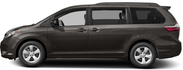 2017 Toyota Sienna Van LE 7 Passenger Mobility