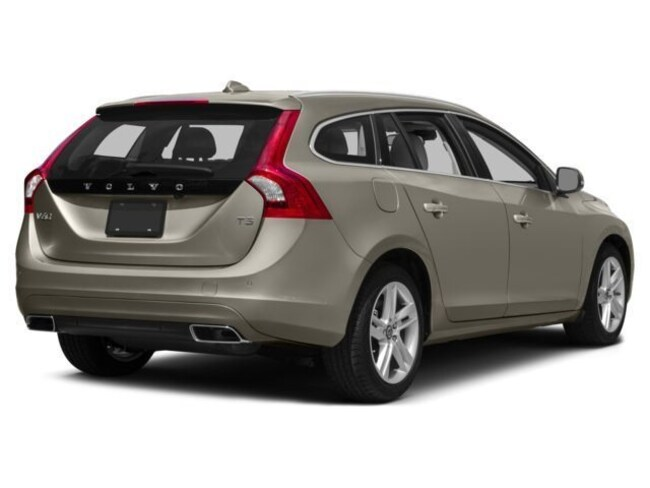 New 2017 Volvo V60 T5 Awd Premier For Sale In East