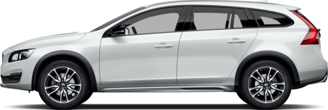 2017 Volvo V60 Cross Country Wagon T5 AWD Platinum