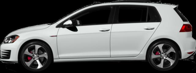 2017 Volkswagen Golf GTI Hatchback S 4-Door (DSG)
