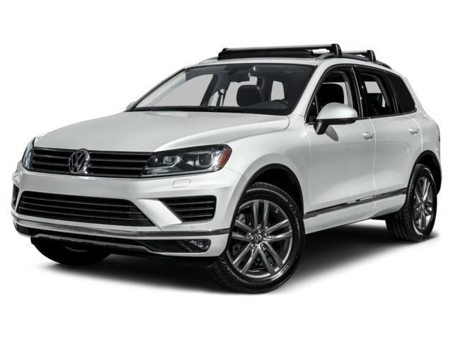 Volkswagen Touareg specs and information