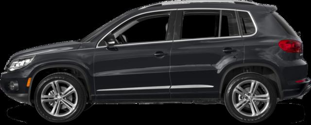 2017 Volkswagen Tiguan SUV 2.0T Sport