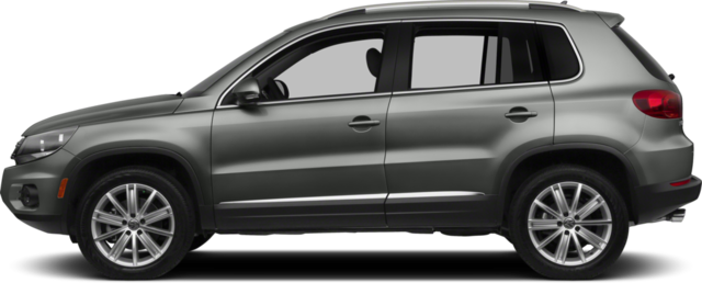 2017 Volkswagen Tiguan SUV 2.0T S 4MOTION