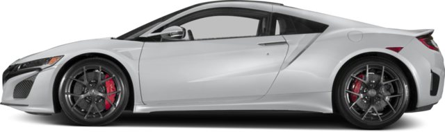 2018 Acura NSX Coupe Base (DCT)