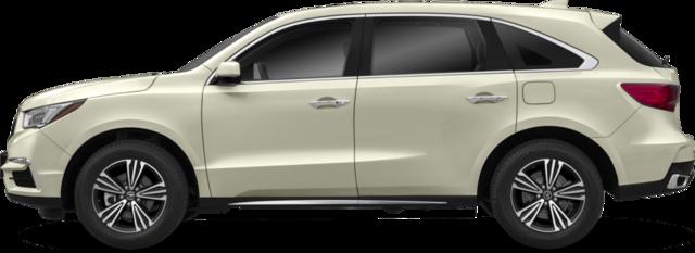 2018 Acura MDX SUV 3.5L