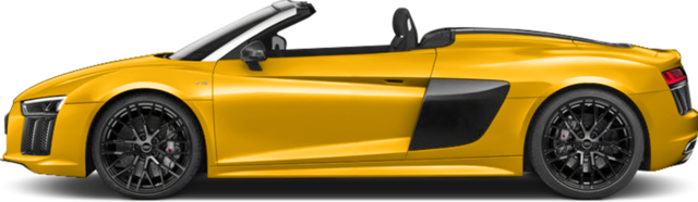 2018 Audi R8 Spyder 5.2 V10 plus