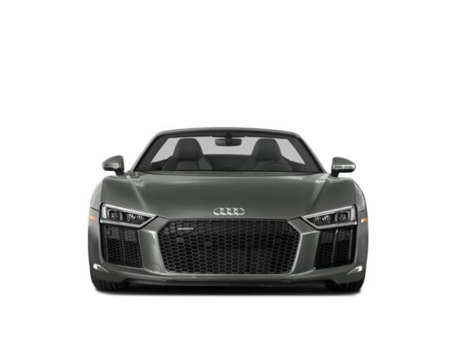 New 2018 Audi R8 For Sale At Audi Hoffman Estates Vin