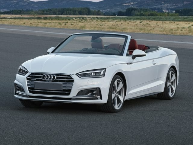 2018 Audi A5 Sport Cabriolet