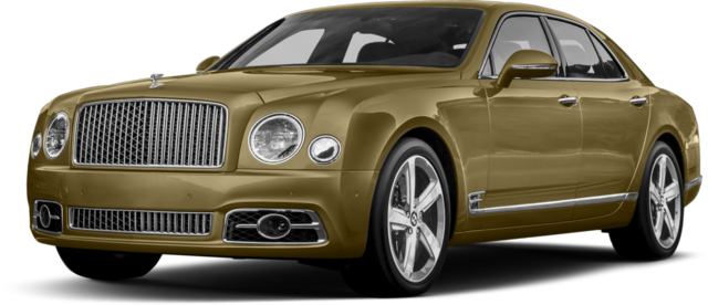 2018 Bentley Mulsanne Sedan Speed