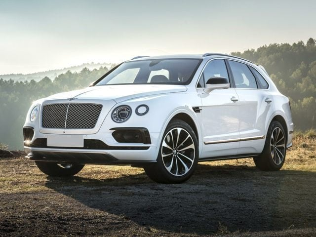 2018 Bentley Bentayga in Pasadena, CA