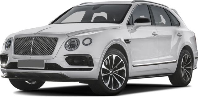 2018 Bentley Bentayga SUV W12 Signature