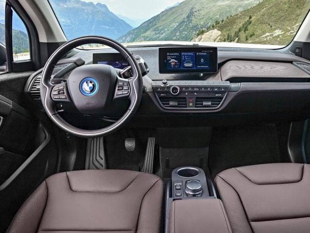 2018 BMW I3 Front Seat