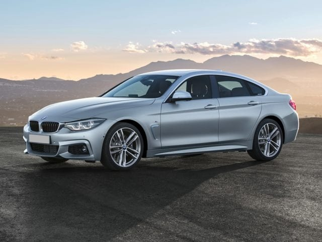 New BMW 4 Series in Colorado