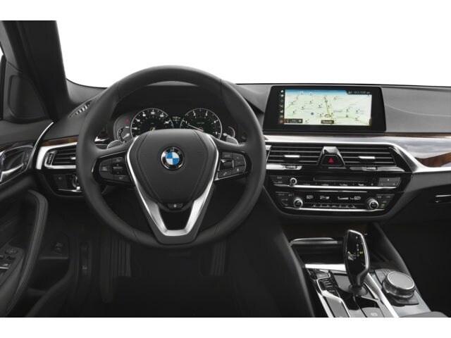 2018 BMW 540d Sedan