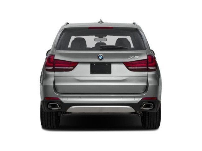 New 2018 BMW X5 For Sale at Voss Village BMW | VIN: 5UXKR0C57JL072141